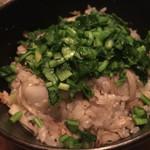 アルルの食堂 urura - 炊き込みご飯