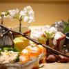 銀座 しのはら - 料理写真:八寸 桜満開
