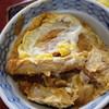 更科甚吾郎 - 料理写真:カツの断面