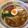 Hokkorichuukasobamotsuke - 料理写真:中華そば(750円)