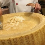 トラットリア チャオ - チーズリゾット