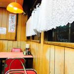 永楽 そば店 - 1956年創業の老舗です
