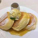 幸せのパンケーキ - 幸せのパンケーキ(1100円)