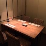 おたる政寿司 - 個室