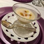 65485028 - カリフラワーの温かいスープ