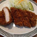 チャールスとん - 料理写真:厚切りロース
