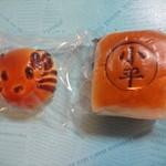 パン工房 EMU - 料理写真:菓子パン(チョコパン)、小平あんぱん