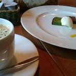 洋風食卓れべる - デザートと珈琲