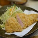 とん太 - 料理写真:特ロース