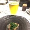 炭火魚 旬彩料理 坂本 - 料理写真:なめろう、木の芽が効いたて美味い