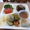 ポカ フレール - 料理写真:ハンバーグプレート