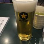 うな鐡 - ビール小