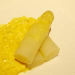 リストランテ カッパス - ホワイトアスパラ