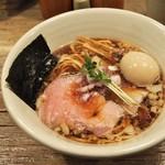 Homemade Ramen 麦苗 - '17.04[限定]味玉にぼぐろ
