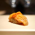 鮓職人 秦野よしき - 赤貝