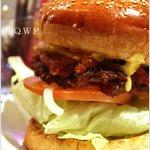 ウーピーゴールドバーガー - BBQウ―ピー 1,100円