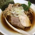 鶏そば  ムタヒロ - 【2017.4.6】ガハハ鶏そば(醤油)¥750