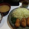 豚珍館 - 料理写真:クリームカニコロッケ マヨ 650円