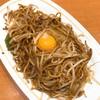 想夫恋 - 料理写真:生玉子入り焼そば