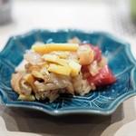 鮨 とかみ - バラチラシ(お裾分け)