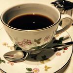 喫茶館 英國屋 - 英國屋・ホットコーヒー