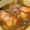 Nagomi - 料理写真:煮干しブラック