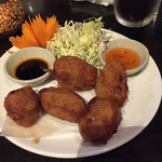 アジアンパーム - 海老のすり身揚げ