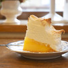 レモンパイ - 料理写真:レモンパイ¥280 イトーインしました。ドリンクは持ち込みOKです。
