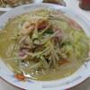 宝雲亭 えっちゃん - 料理写真:戸畑蒸し麺ちゃんぽん:700円