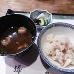 琢磨 - お食事