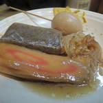 静岡おでん 酔ごころ - 料理写真:おでん盛り合わせその1