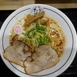 京都 麺屋たけ井 - ラーメン(大)800円