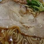 京都 麺屋たけ井 - チャーシュー