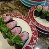 寿司処 角 - 料理写真:ねぎとろ 216円×6