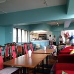 Thai food club BACCARA - 店内