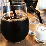 BROWN CAFE/BAR - オーガニックアイスコーヒー