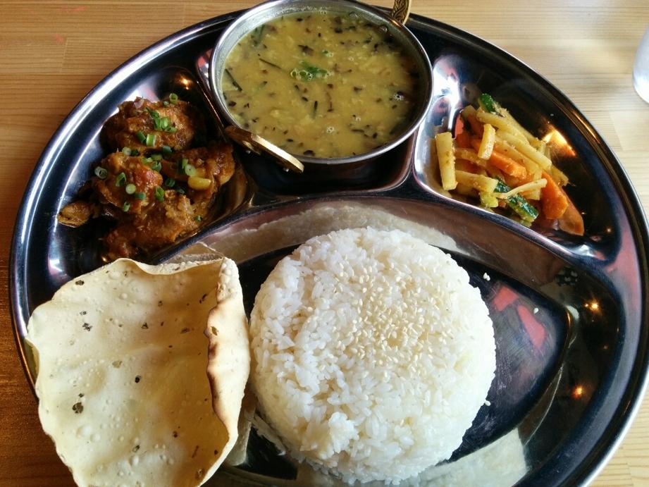 ネパールキッチン カナカヨ