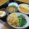 ほたる - 料理写真:ほたる得々セット650円(内税)。
