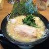 横浜家系ラーメン 門真商店 - 料理写真:塩ラーメン(680円)