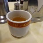 龍朋 - 寒い日に浸みたHOTジャスミン茶