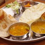 南インド料理ダクシン - ダクシン・ミールズ(ノンベジ)
