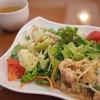 太陽のカフェ - 料理写真:ランチのサラダ