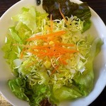CoCo壱番屋 - ヤサイサラダ