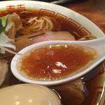 しば田 - スープ