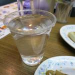 天天楽 - 白酒 300円