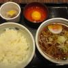 そばいち - 料理写真:朝定390円
