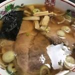 置賜屋 - 料理写真:米沢ラーメン
