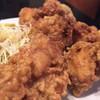 台湾料理天龍 - 料理写真:鳥の唐揚げ