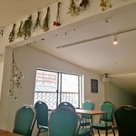 PUBLIC KITCHEN cafe - 店内