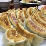 龍盛菜館 - 餃子